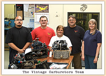 Vintage Carburetors Team